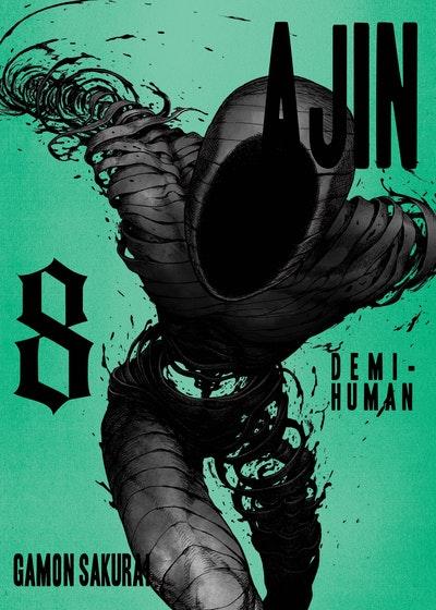 Ajin, Volume 8 Demi-Human