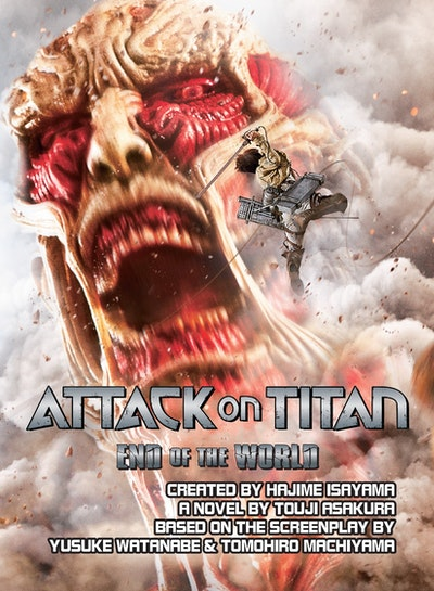 Attack On Titan End Of The World