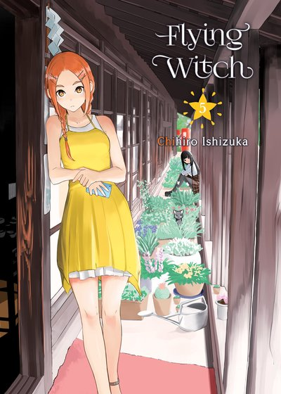 Flying Witch, 5