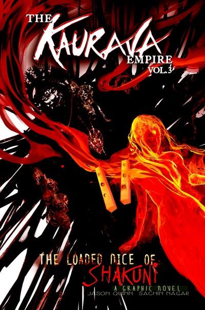 The Kaurava Empire Volume Three