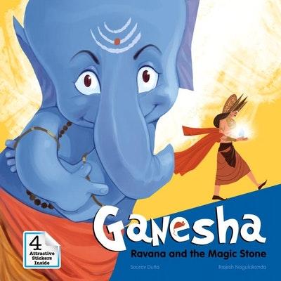 Ganesha Ravana And The Magic Stone