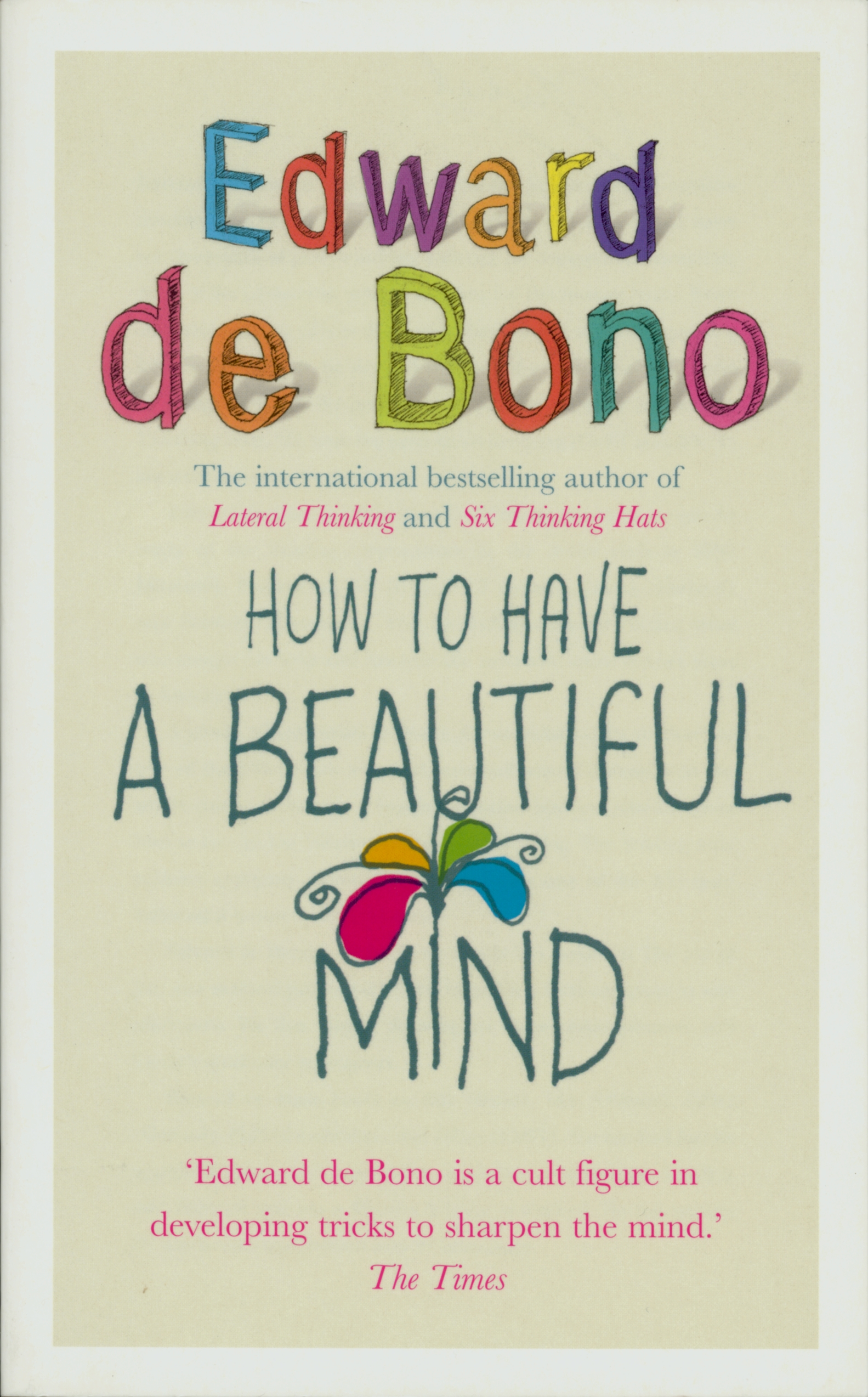 A Beautiful Mind Book Cover : How to have a beautiful mind penguin books new zealand