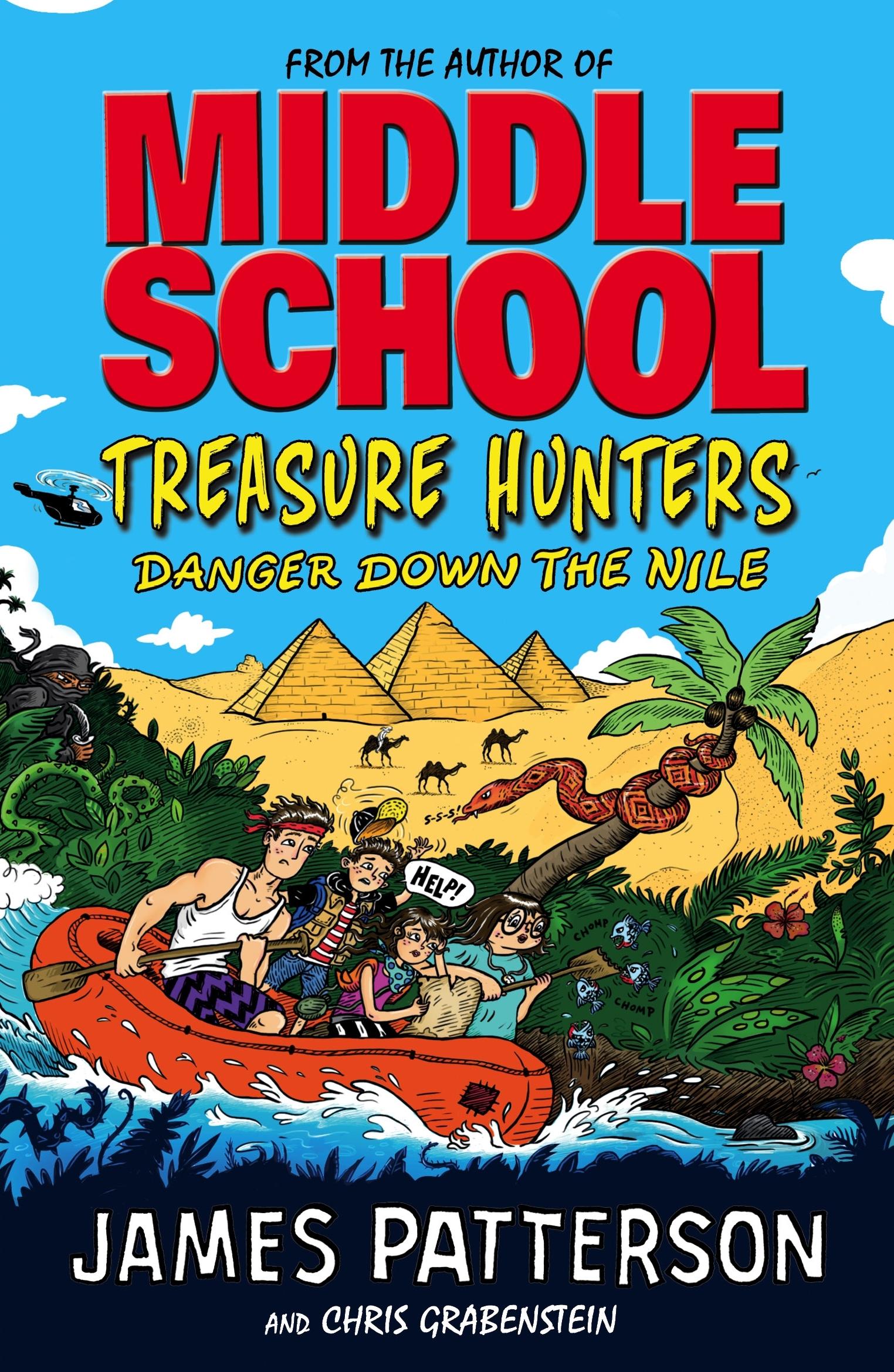 Book Covers For School Australia ~ Treasure hunters danger down the nile penguin books