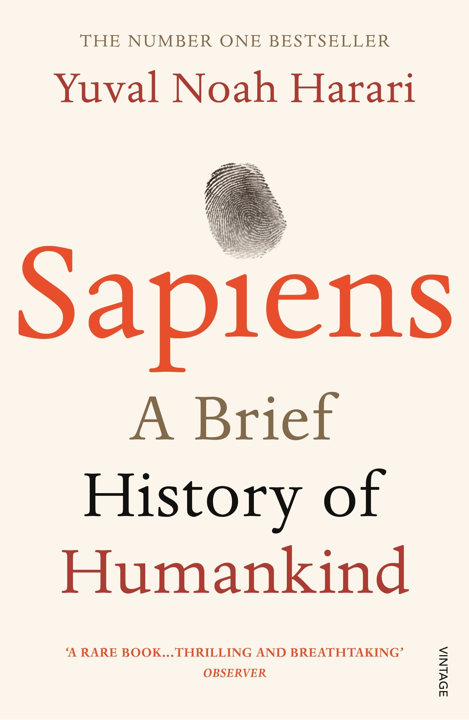 Picture of Sapiens A Brief History of Humankind