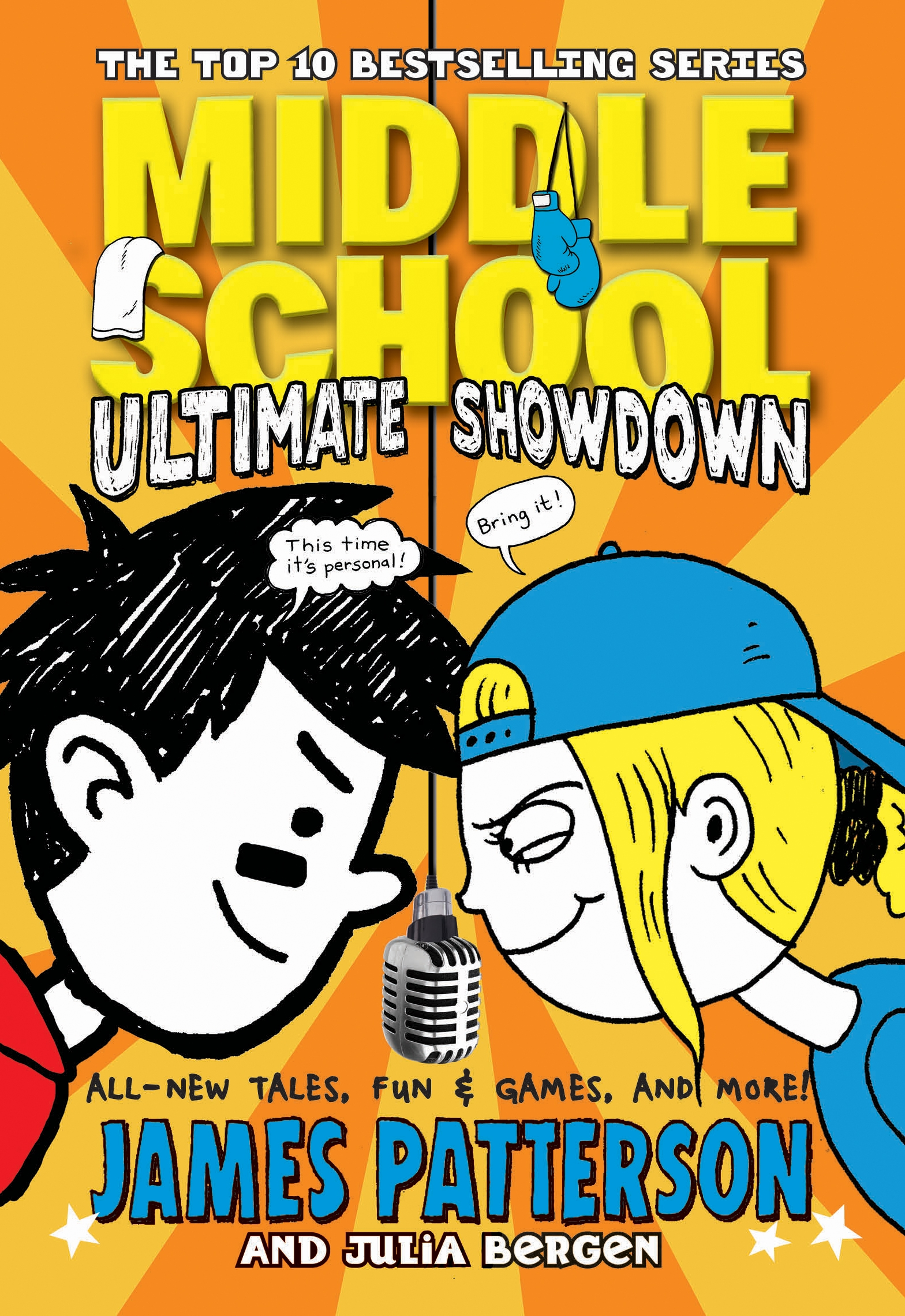 Middle School Book Cover : Middle school ultimate showdown penguin books australia