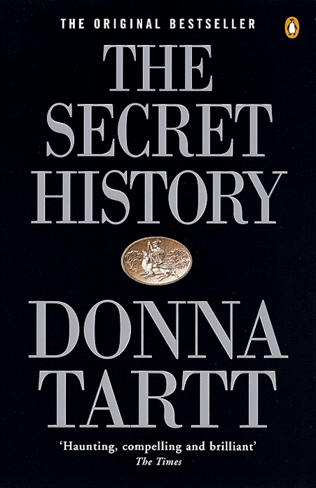 Book Cover: The Secret History