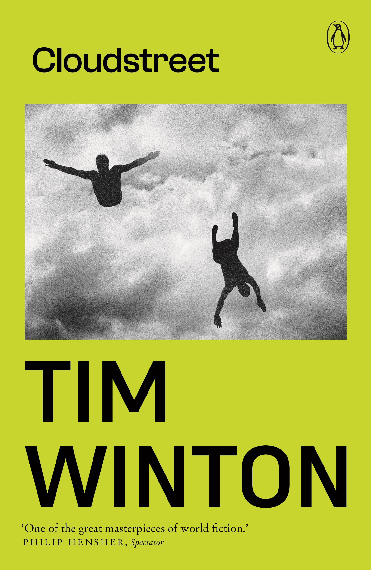 Book Cover:  Cloudstreet