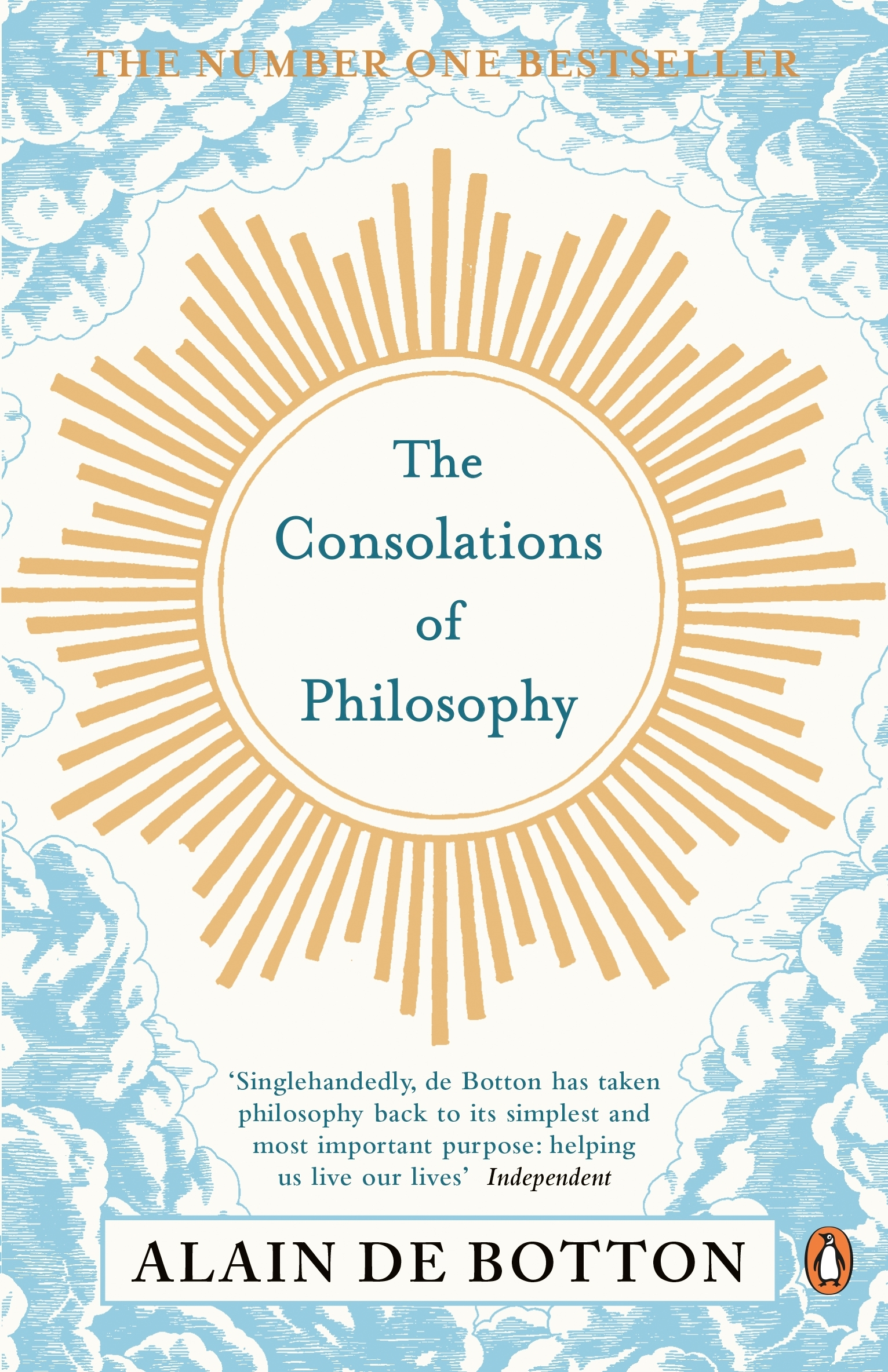 Book Cover: The Consolations of Philosophy