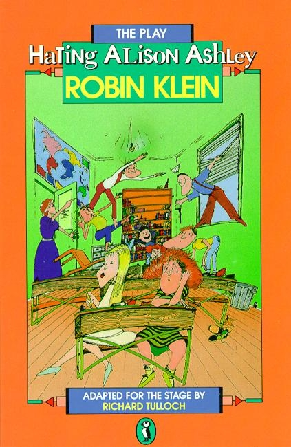 hating alison ashley by robin klein book review