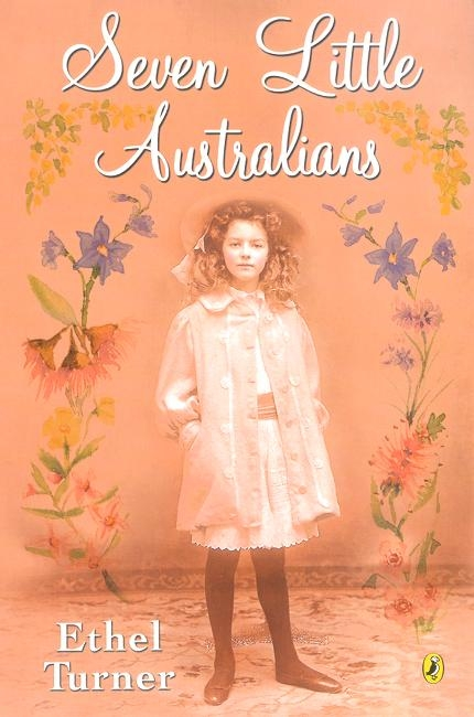 Book Cover:  Seven Little Australians