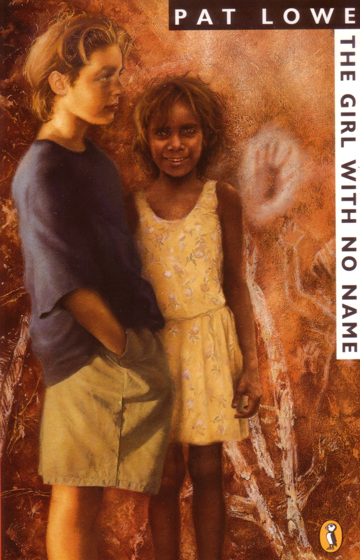 Book Cover:  Girl With No Name, The