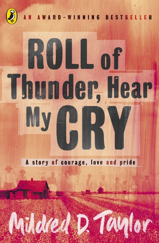 Book Covering Roll : Roll of thunder hear my cry penguin books australia