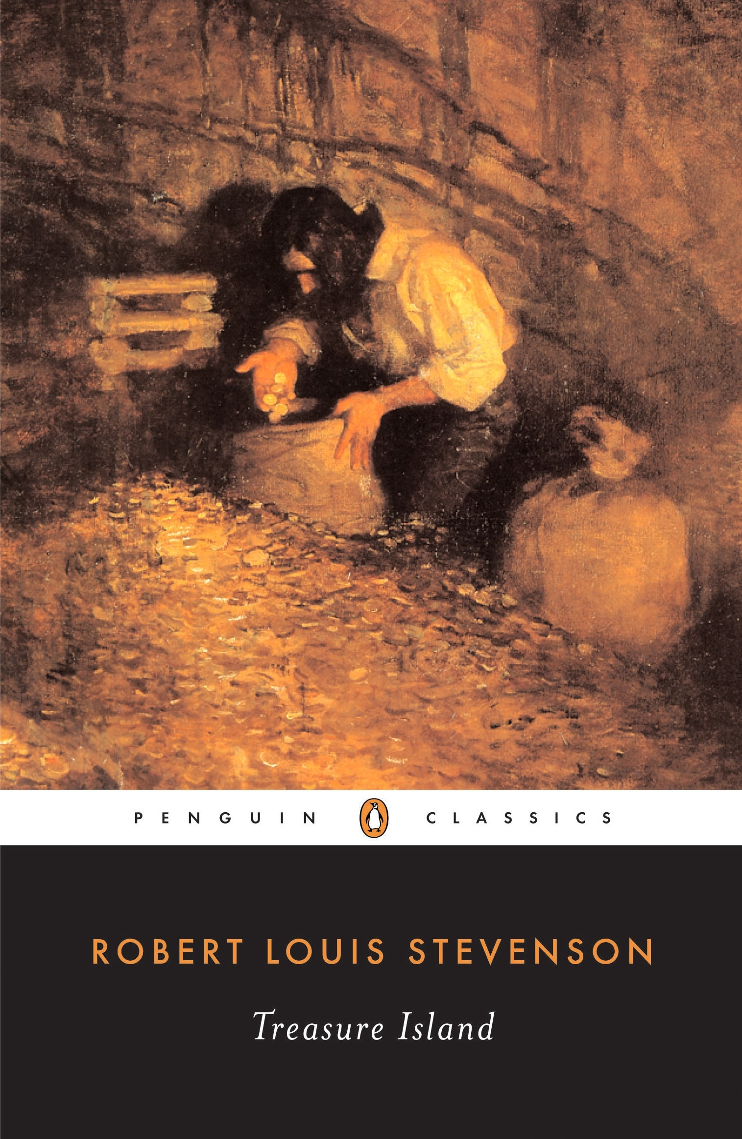 First Publication Of Treasure Island