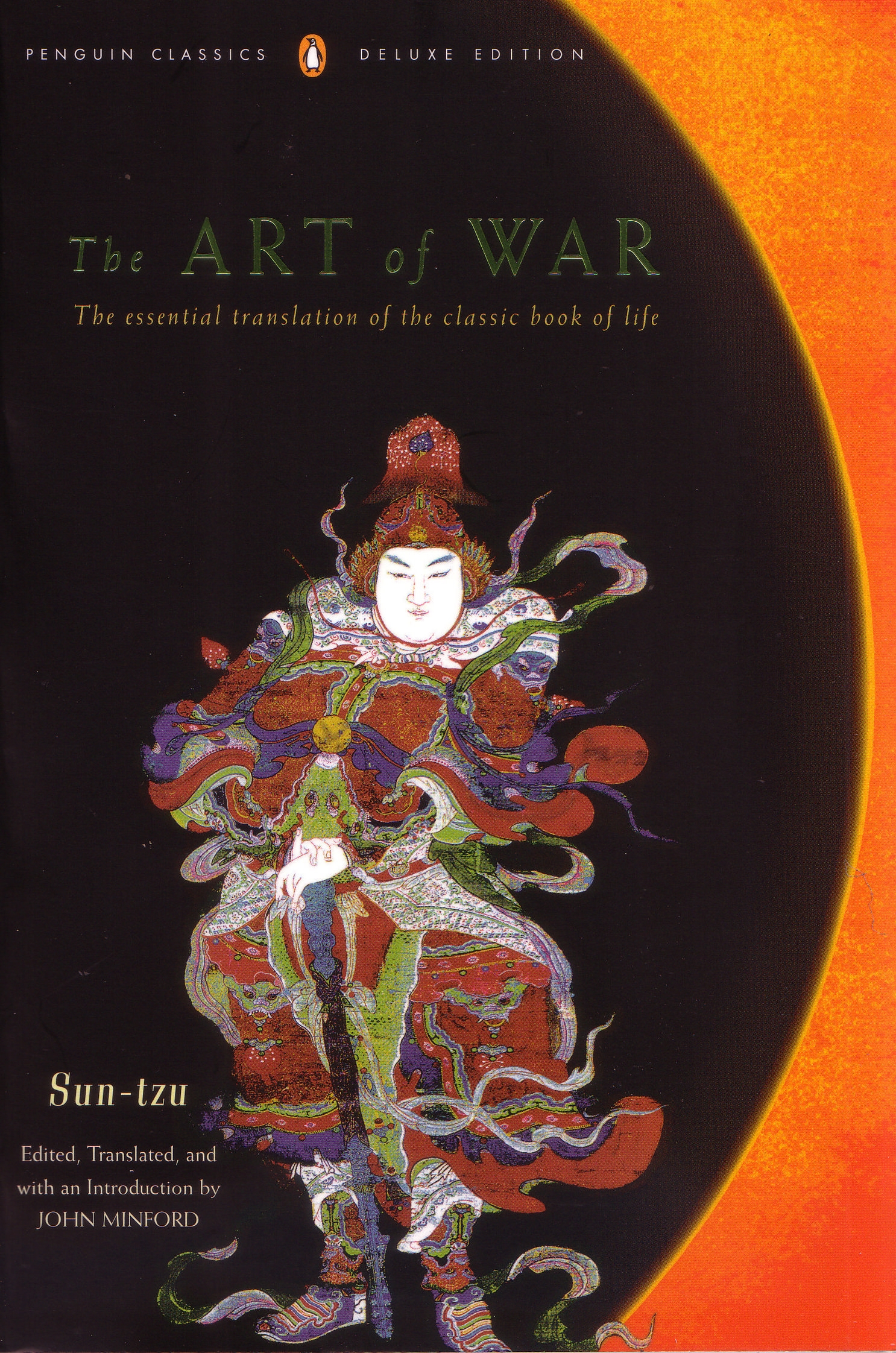 Penguin Book Cover Carrie S War : The art of war penguin classics deluxe edition