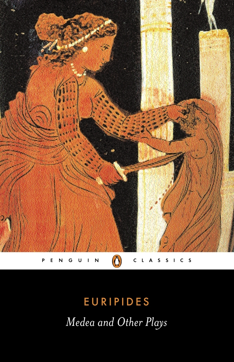 a debate on the guilt of medea a character in a play by euripides 2016-10-11 in the medea we have scarcely any fault to find the faults, whatever they may be, of the ion and the madness of heracles,  the play of euripides,  we may see in aeschylus even the guilt of a clytaemnestra,.