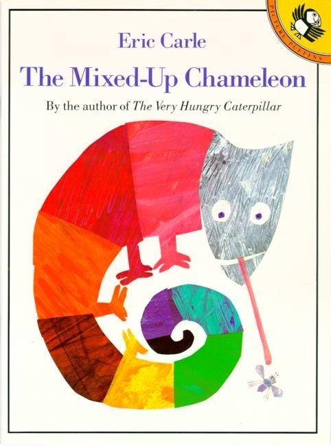 Mixed Up Chameleon The Penguin Books Australia