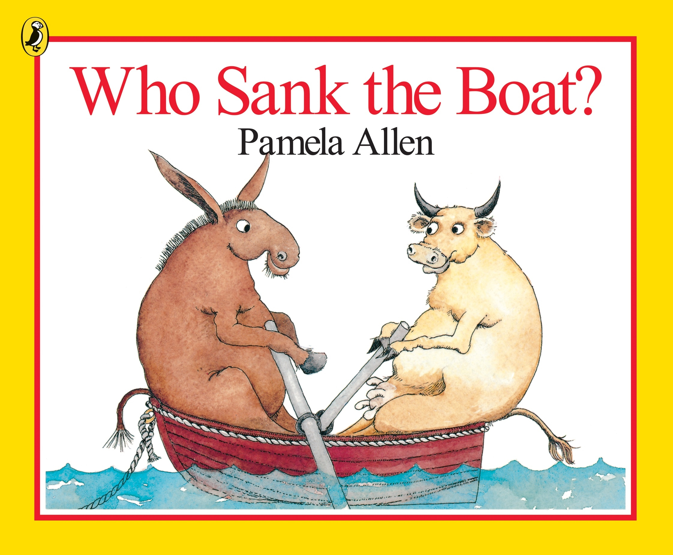 Who Sank The Boat?   Penguin Books Australia