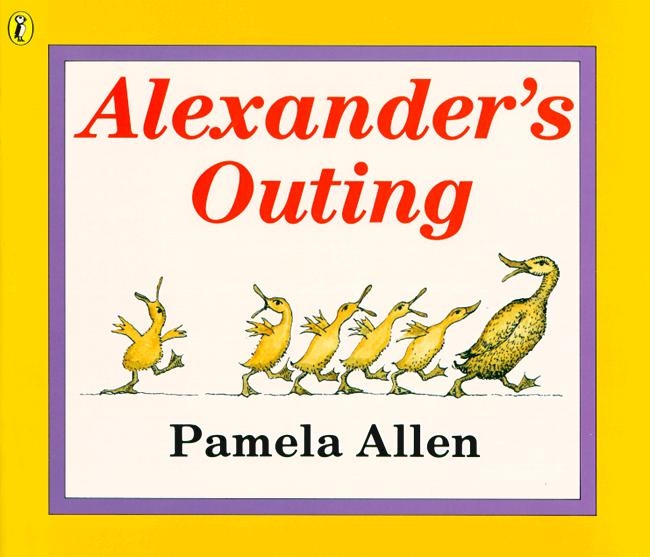 Book Cover:  Alexander's Outing