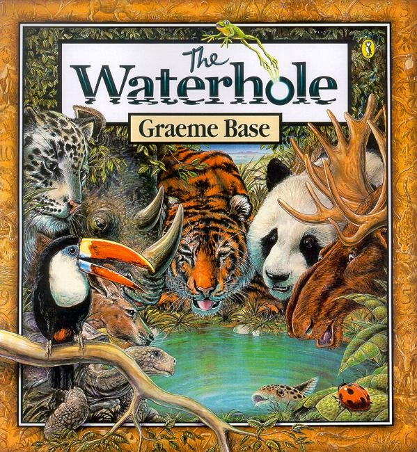 Book Cover: The Waterhole