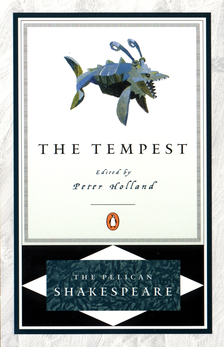 Book Cover: The Tempest: Pelican Shakespeare