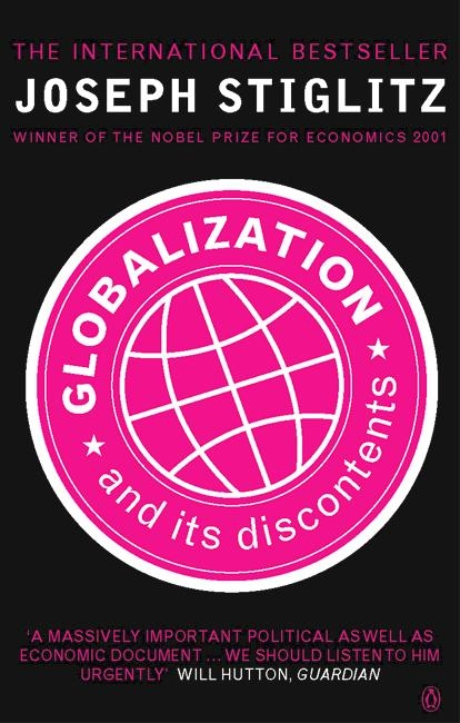 Book Cover:  Globalization & Its Discontents