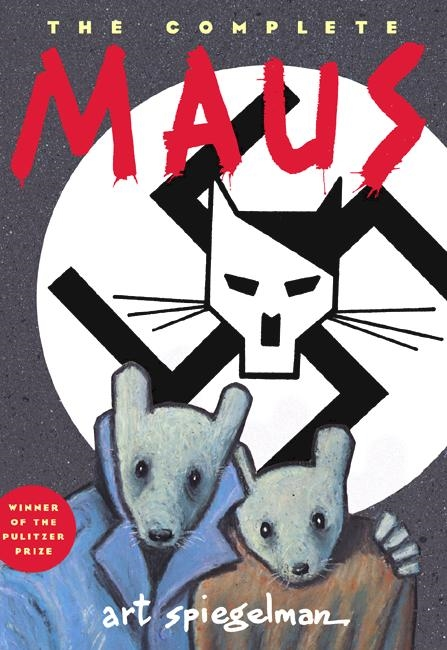 Book Cover: The Complete Maus