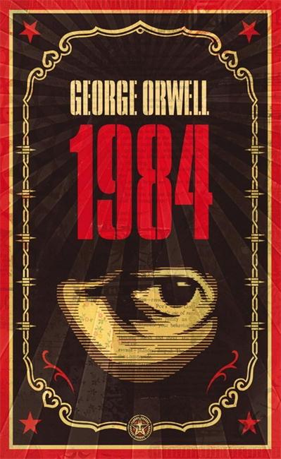 1984 - George Orwell.