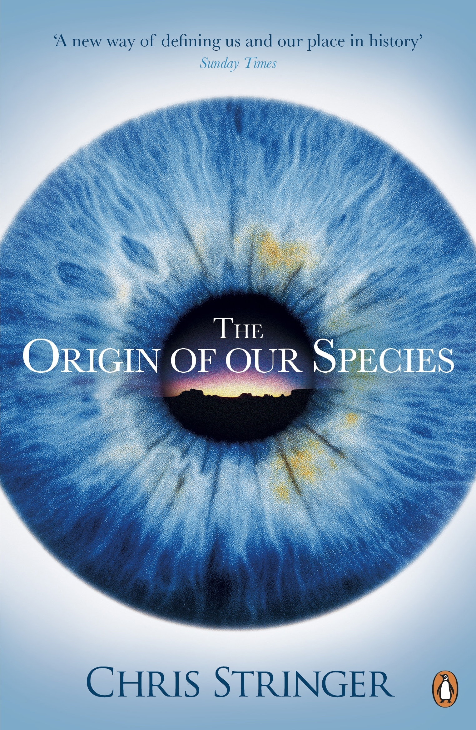 Book Cover: The Origin of Our Species