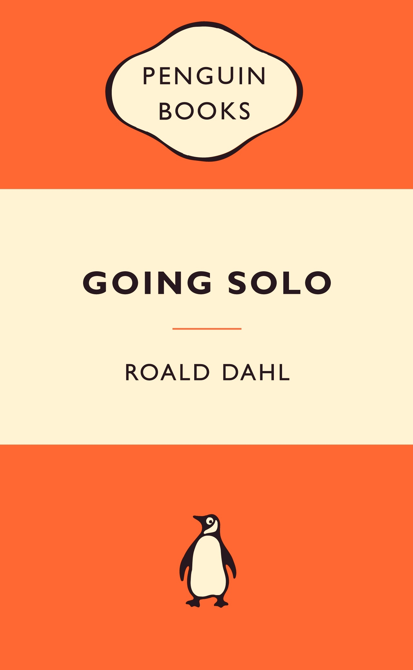 going solo roald dahl Told with the same irresistible appeal that has made roald dahl one the world's  best-loved writers, going solo brings you directly into the action and into the.