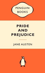 Book Cover:  Pride and Prejudice: Popular Penguins