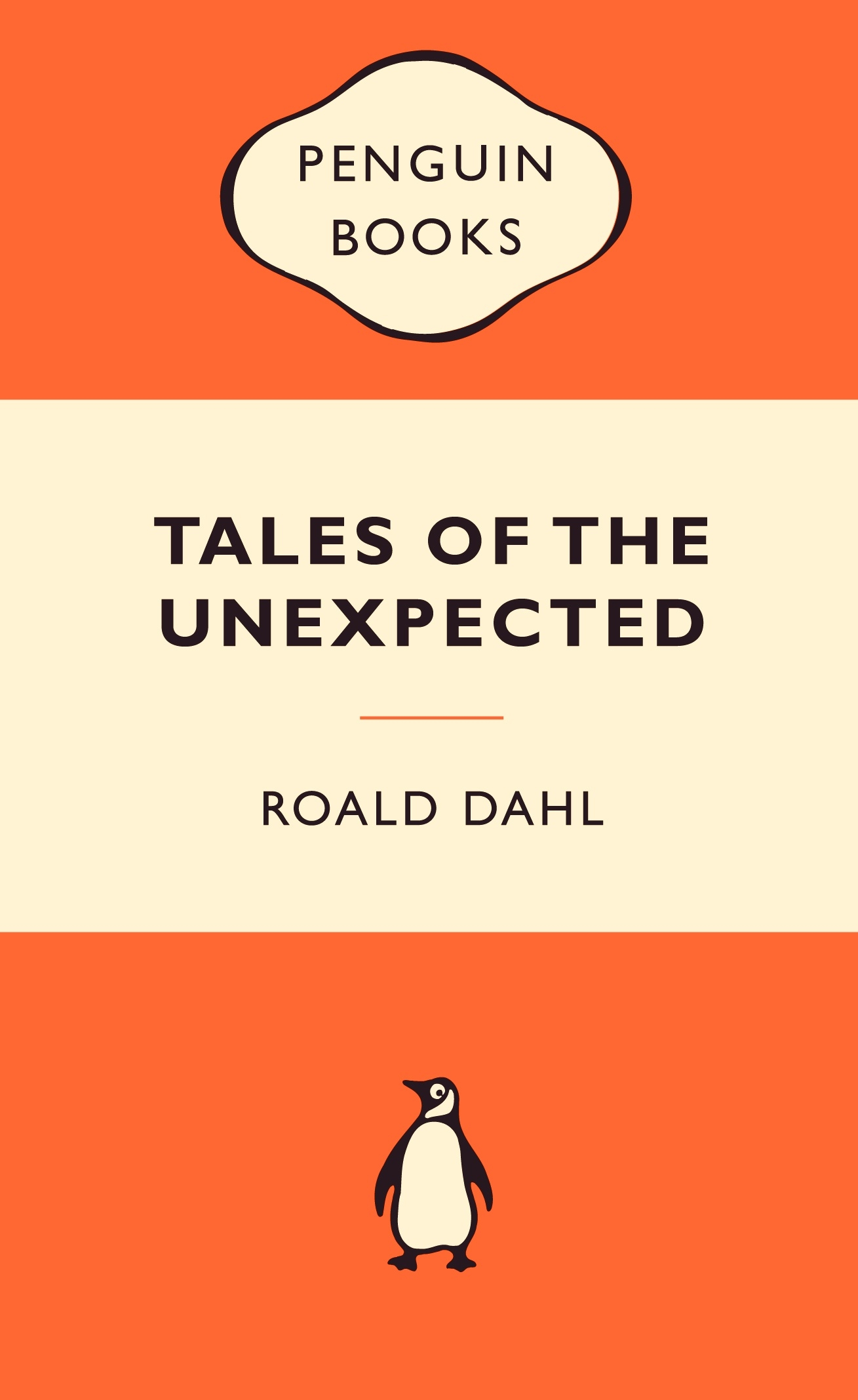 Book Cover:  Tales of the Unexpected: Popular Penguins