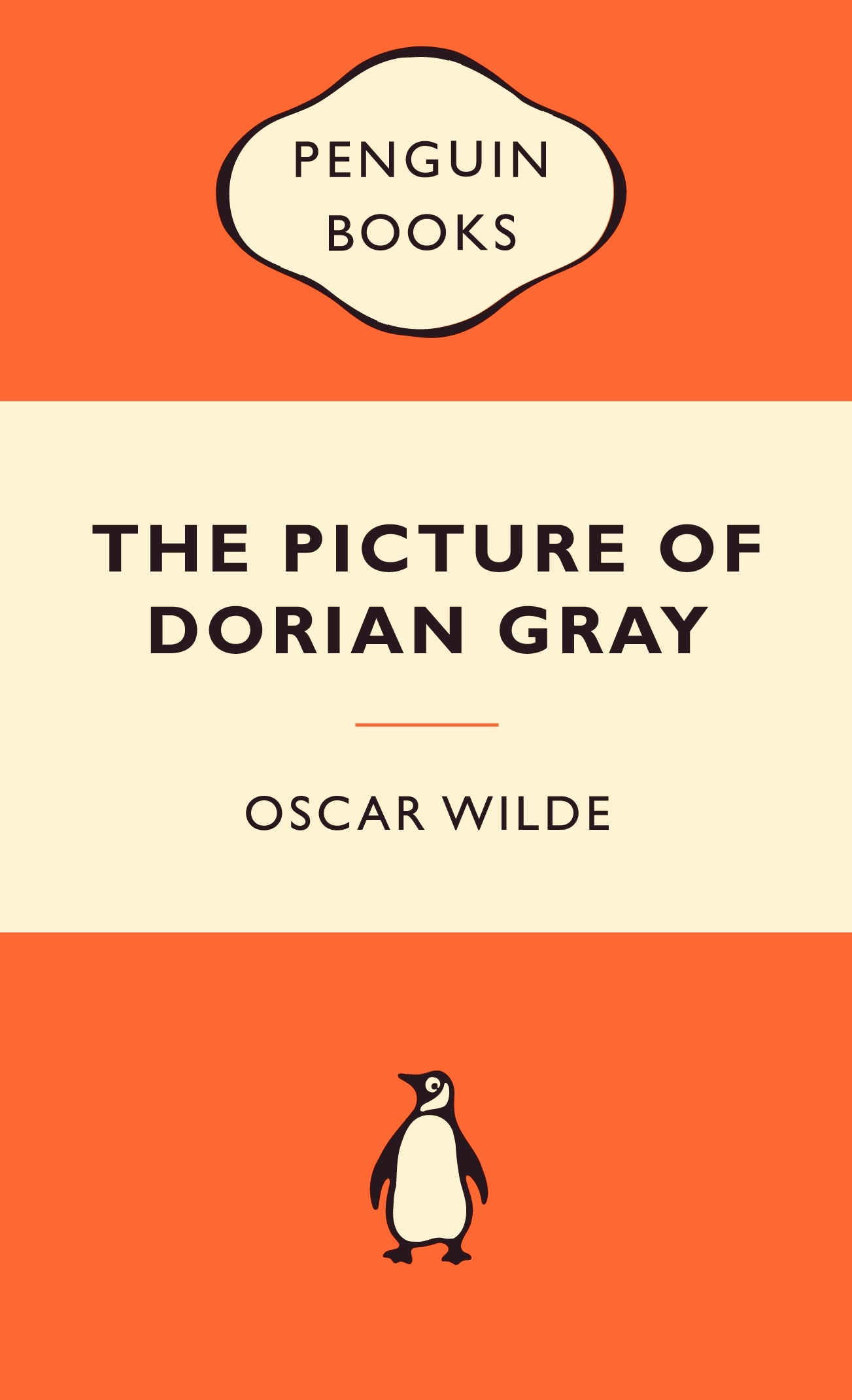 The Picture of Dorian Gray, Penguin edition