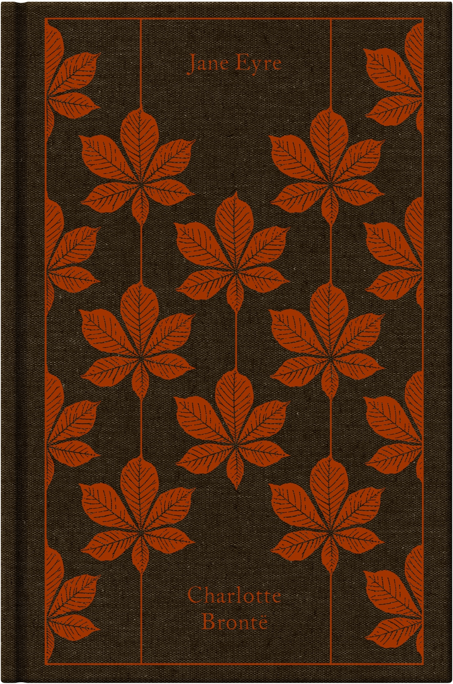 Jane Eyre Book Cover Penguin ~ Jane eyre design by coralie bickford smith penguin