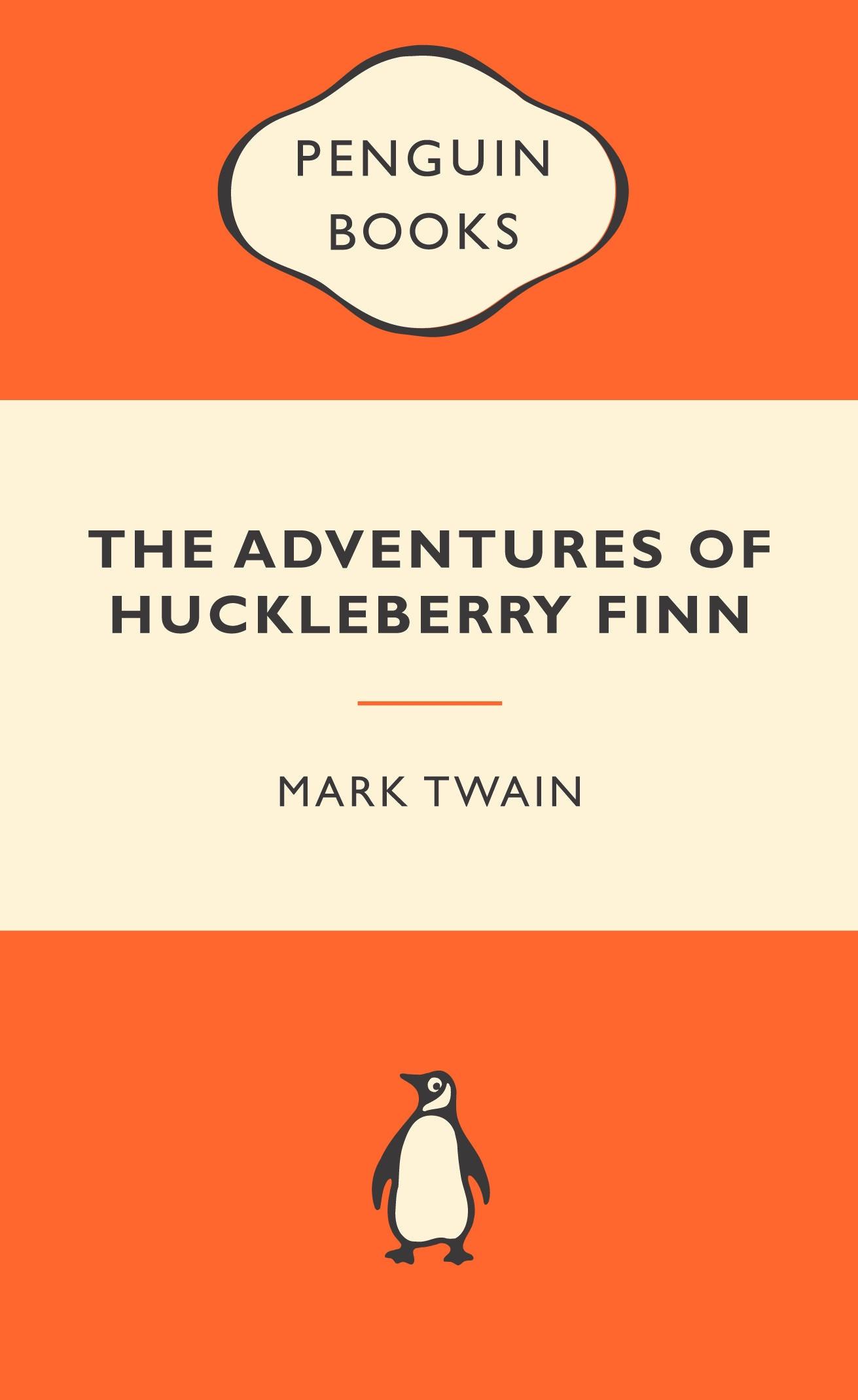 Booktopia - The Adventures of Huckleberry Finn by Mark Twain ...