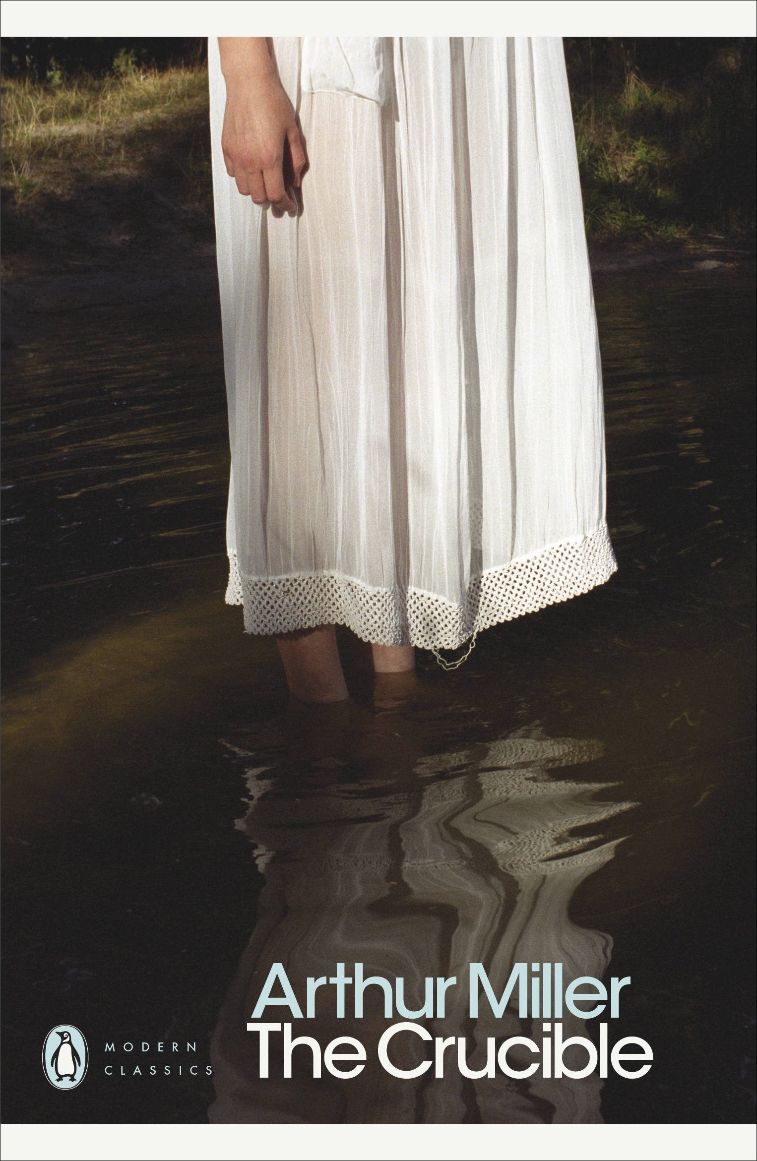 the crucible in relation to modern The general outline of events in the crucible corresponds to what happened in salem of 1692, but miller's characters are often composites furthermore, his central plot device—the affair between abigail williams and john proctor—has no grounding in fact (proctor was over sixty at the time of the trials, while abigail was only eleven.