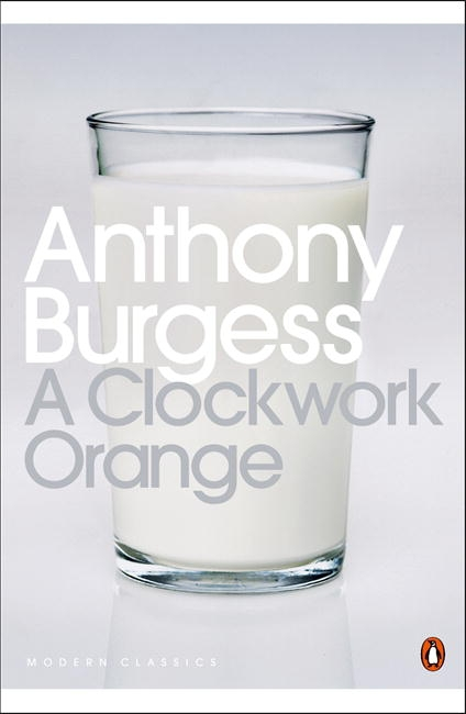 Book Cover: A Clockwork Orange