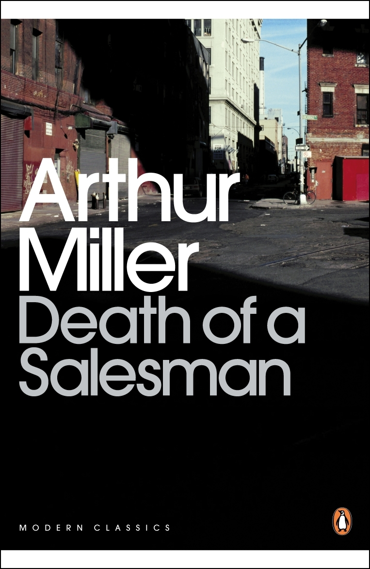 """social criticism in death of a salesman Views, miller's own ideas and his play death of a salesman, this paper reveals   they perceived it as a """"social play"""", an attack upon, or a criticism of society and."""