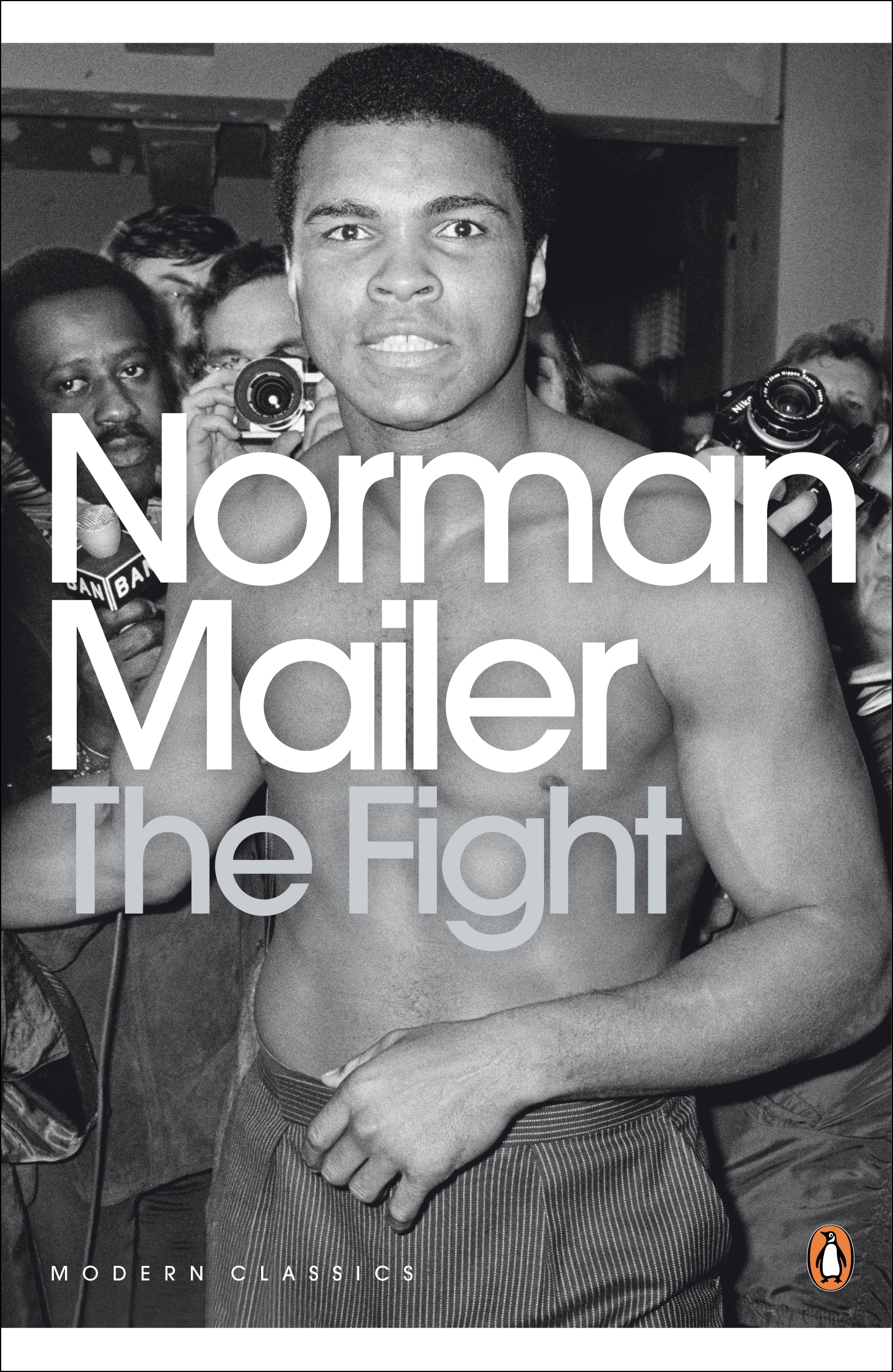 Book Cover: The Fight
