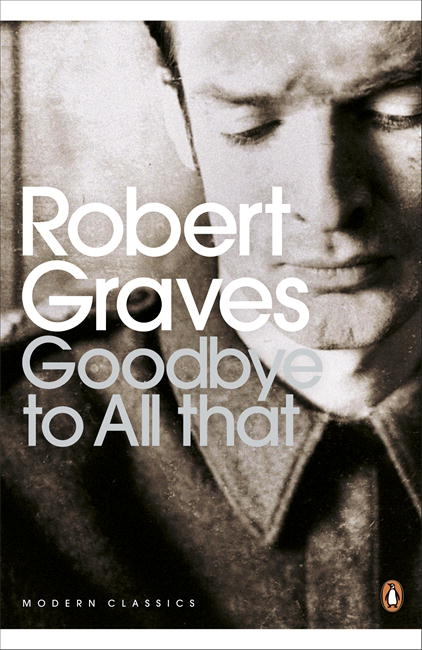 Book Cover:  Goodbye To All That