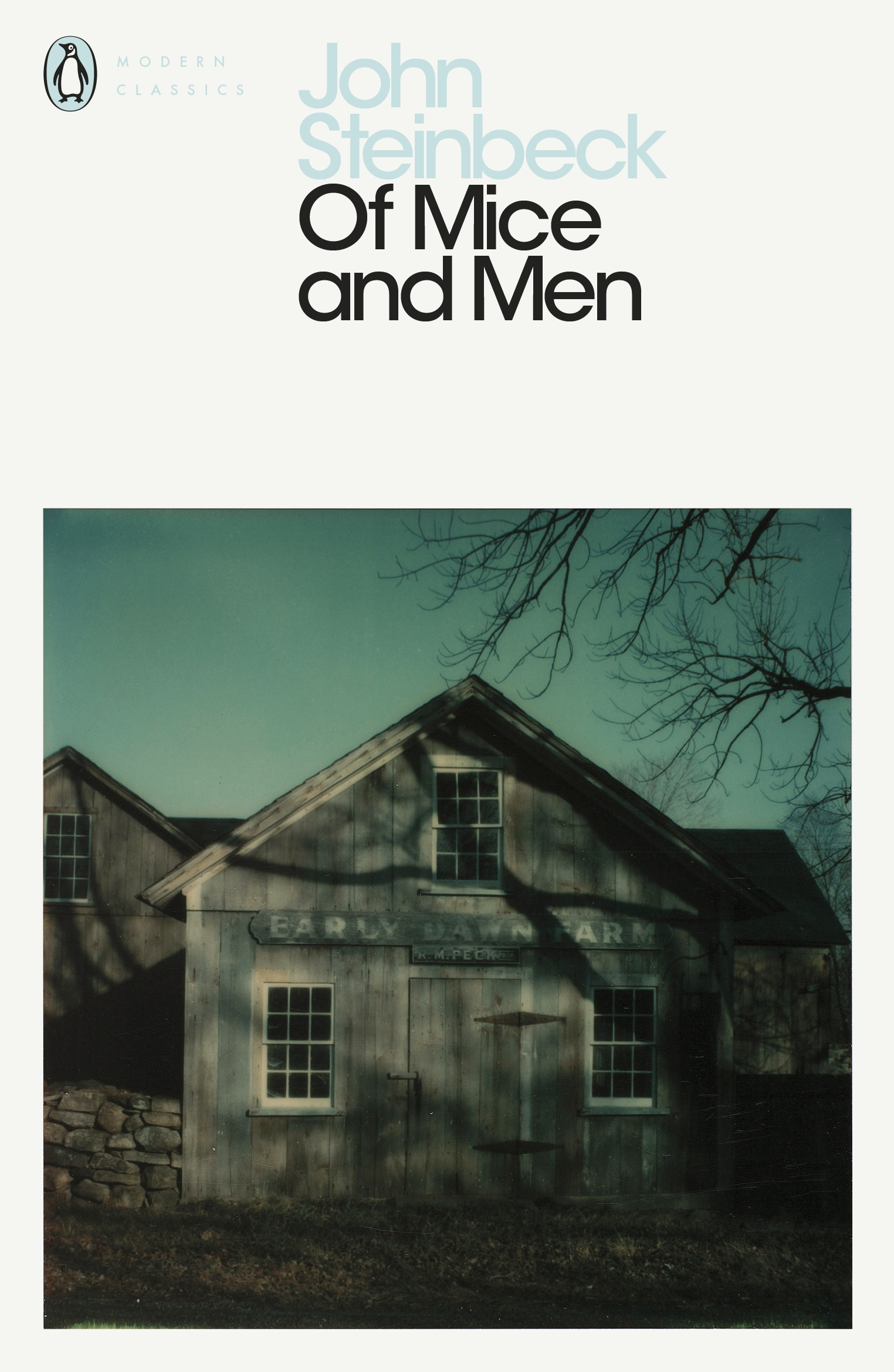 Simple Book Cover Jobs : Of mice men penguin books australia