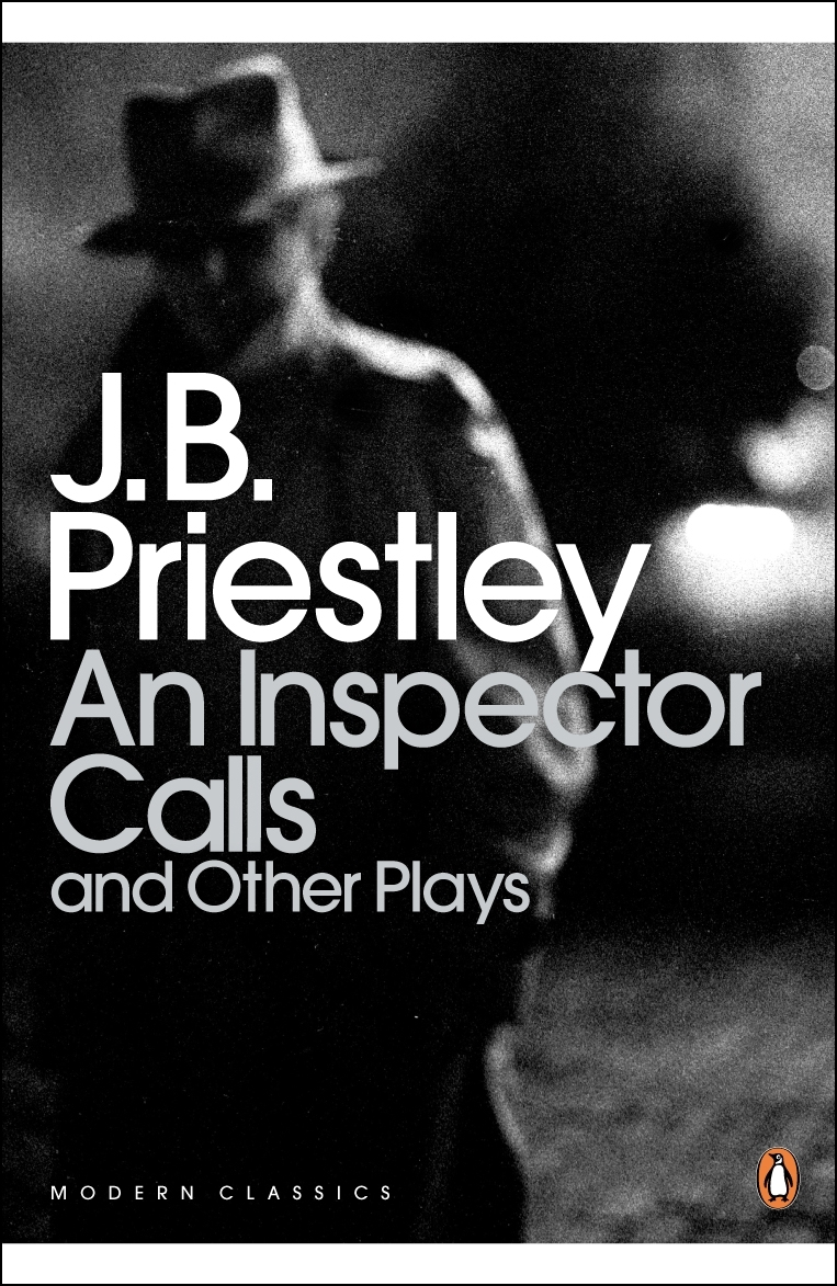 an examination of the play inspector calls by jb priestley Chapter 2 • pre-reading: the setting of an inspector calls – britain in 1912 21  chapter 3 • act  an inspector calls it offers an integrated approach to studying  english literature and  dramatic irony setting his play in the past allowed  priestley to use dramatic irony  you will explore: • j b priestley's life and  concerns.