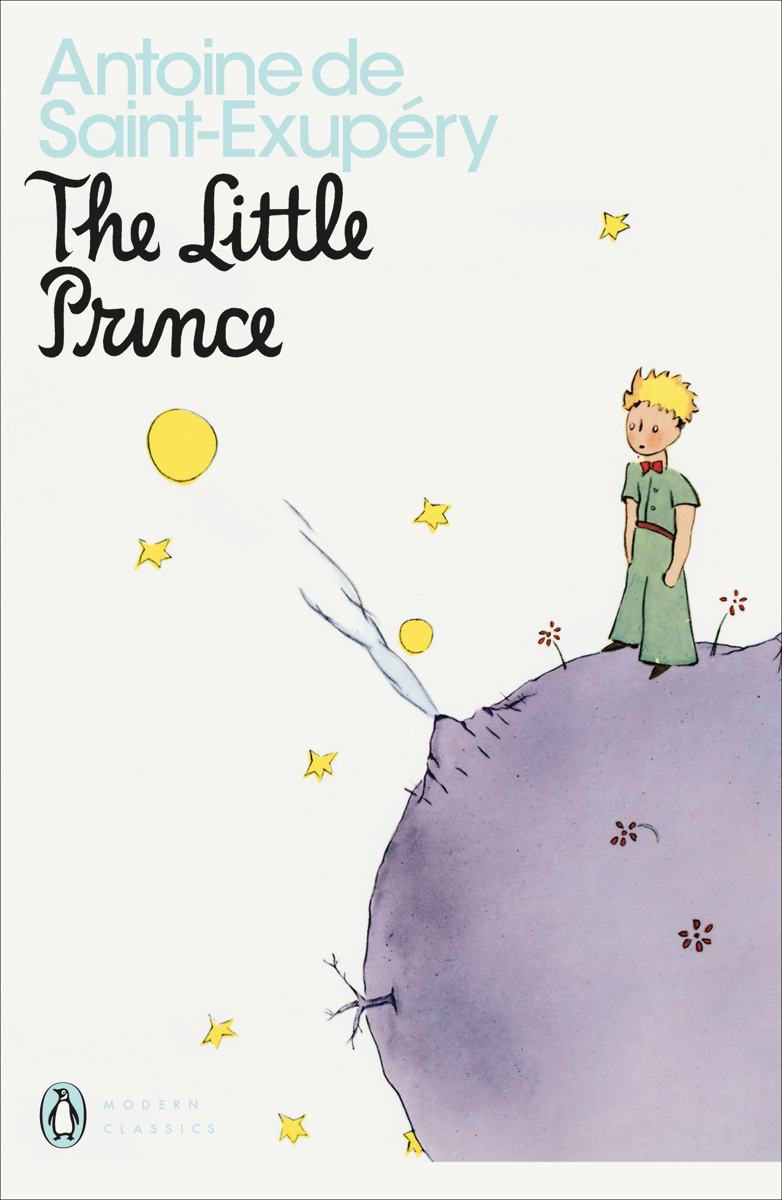 Book Cover: The Little Prince & Letter to a Hostage