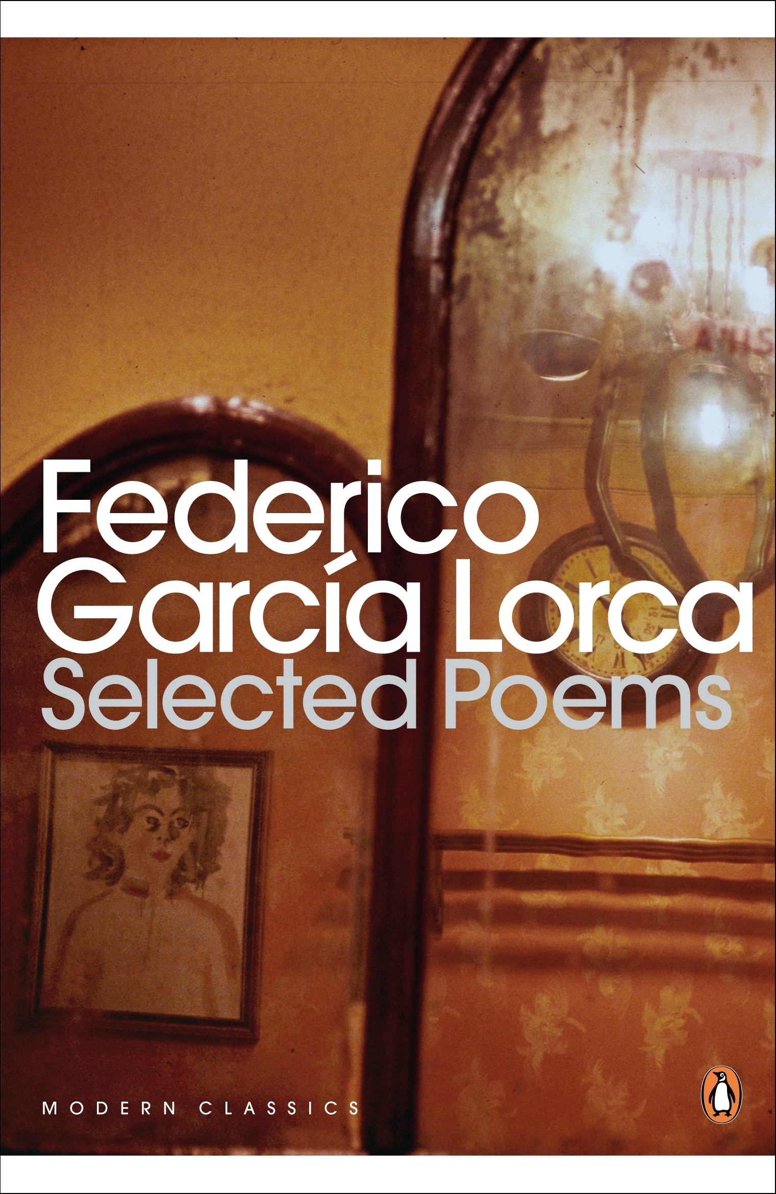Book Cover:  Selected Poems