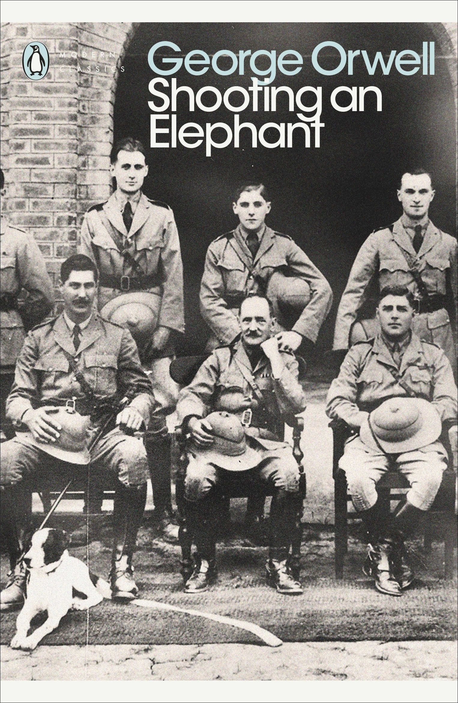 orwell shooting an elephant essay