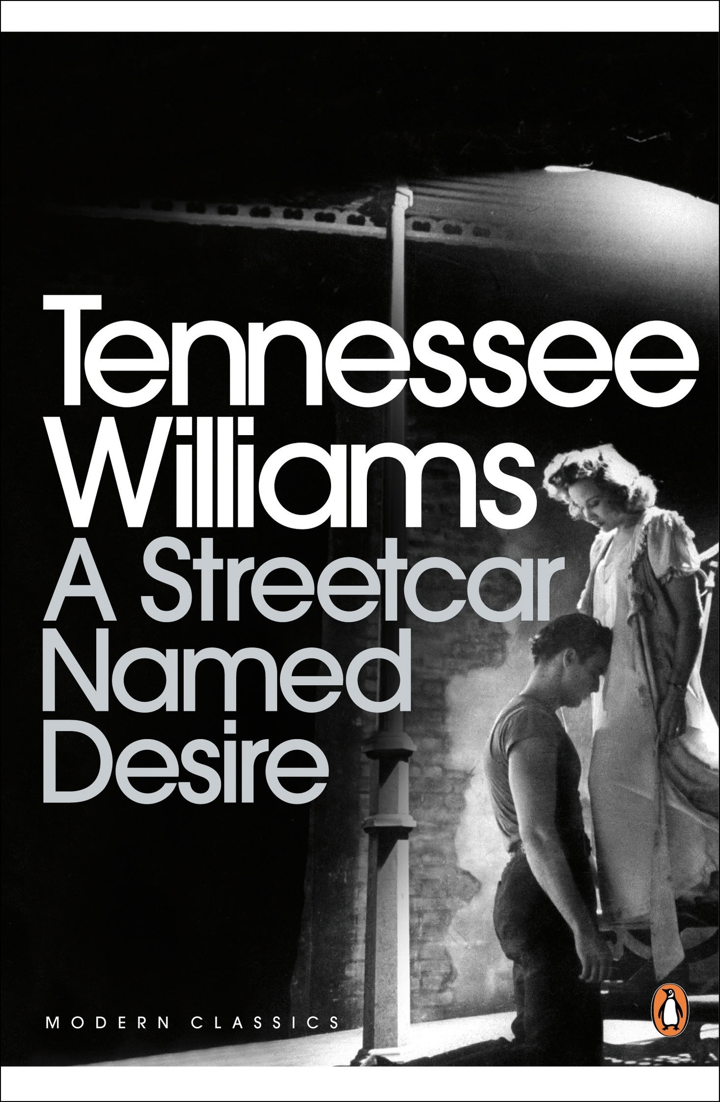 Book Cover: A Streetcar Named Desire