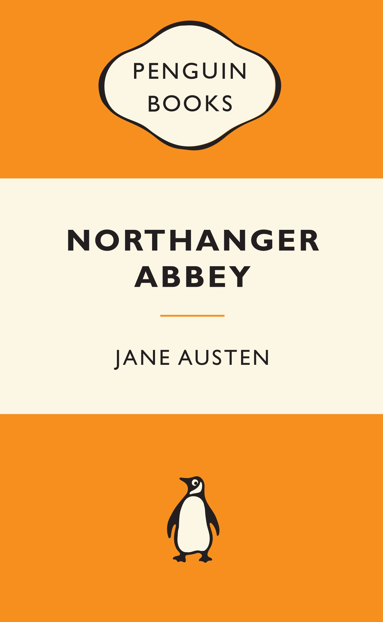 Northanger Abbey: Popular Penguins