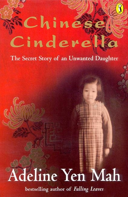 Book Cover:  Chinese Cinderella
