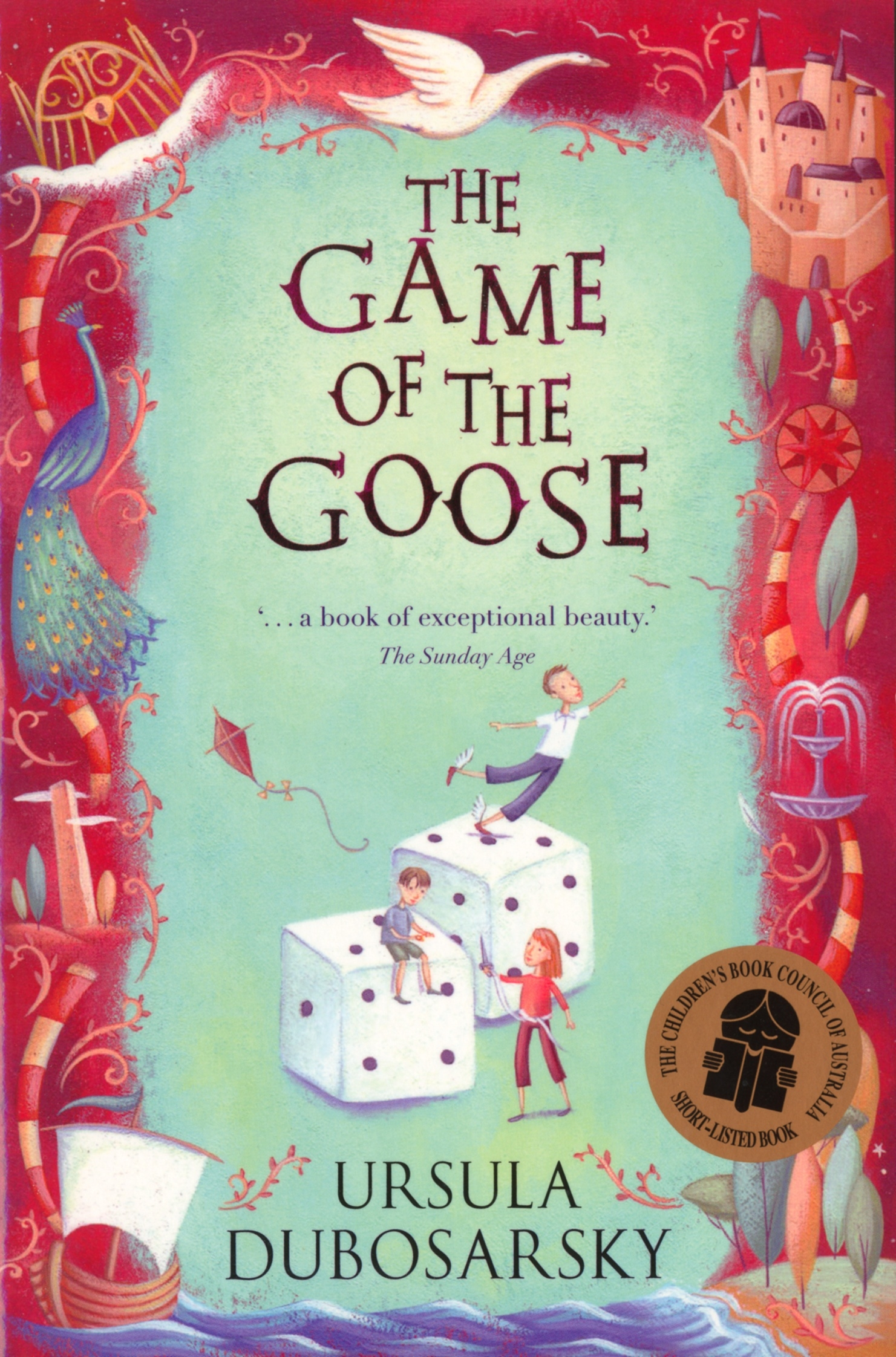 Book Cover: The Game Of The Goose