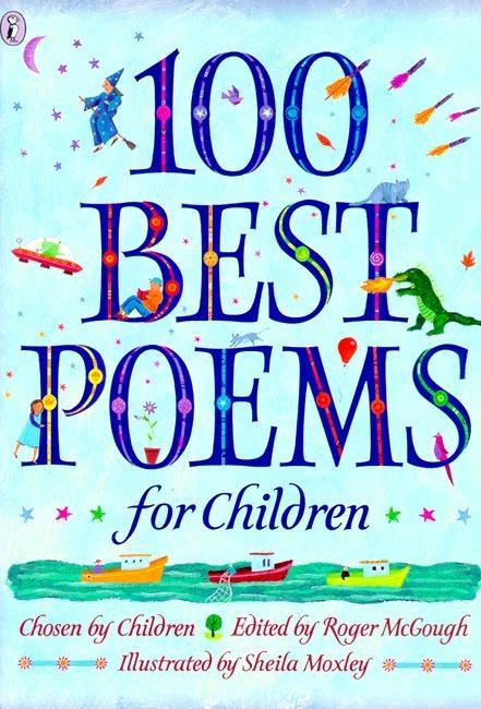 100 best poems for children penguin books australia