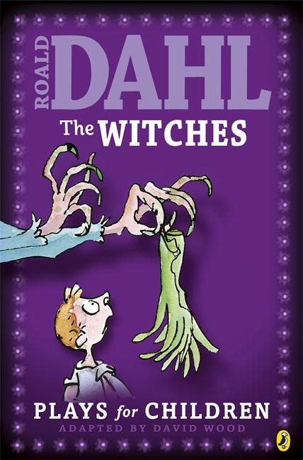 Witch Craft Book Cover ~ Witches plays for children penguin books australia